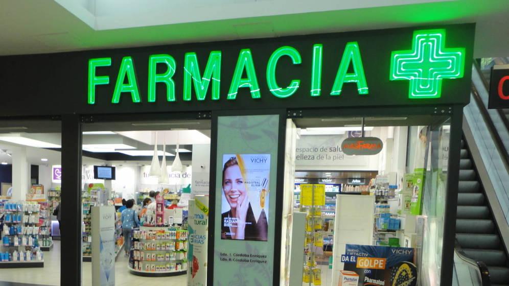 traspasar farmacia en santiago de compostela